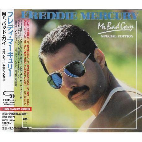 MERCURY, FREDDIE - MR. BAD GUY (1 SHM-CD) - WYDANIE JAPOŃSKIE