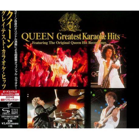 QUEEN - GREATEST KARAOKE HITS (2 SHM-CD) - WYDANIE JAPOŃSKIE