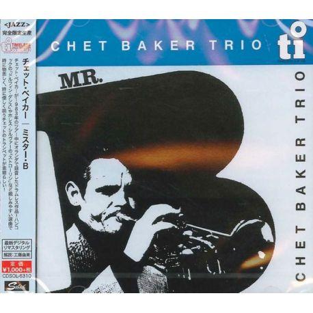 BAKER, CHET - MR. B (1 CD) - WYDANIE JAPOŃSKIE