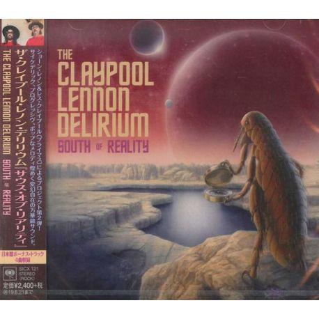 CLAYPOOL LENNON DELIRIUM, THE - SOUTH OF REALITY (1 CD) - WYDANIE JAPOŃSKIE