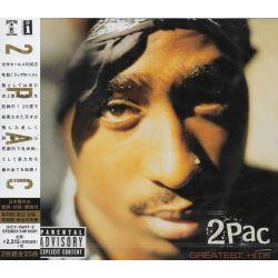 2PAC - GRATEST HITS (2 CD) - WYDANIE JAPOŃSKIE