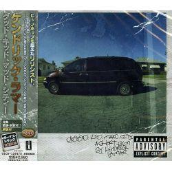 LAMAR, KENDRICK - GOOD KID, M.A.A.D CITY (2 CD) - WYDANIE JAPOŃSKIE