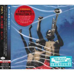COMMON - A BEAUTIFUL REVOLUTION PT 1 (1 CD) - WYDANIE JAPOŃSKIE