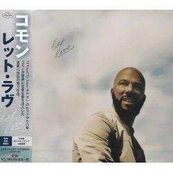 COMMON - LET LOVE (1 CD) - WYDANIE JAPOŃSKIE