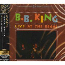 KING, B.B. - LIVE AT THE REGAL (1 CD) - WYDANIE JAPOŃSKIE