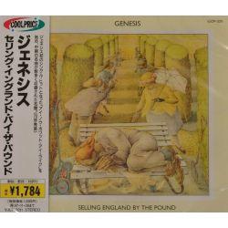 GENESIS - SELLING ENGLAND BY THE POUND (1 CD) - WYDANIE JAPOŃSKIE