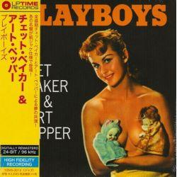 BAKER, CHET & ART PEPPER - PLAYBOYS (1 CD) - WYDANIE JAPOŃSKIE