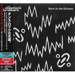 CHEMICAL BROTHERS, THE - BORN IN THE ECHOES (1 CD) - WYDANIE JAPOŃSKIE