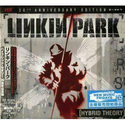 LINKIN PARK - HYBRID THEORY (2 CD) - WYDANIE JAPOŃSKIE