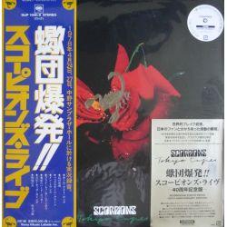 SCORPIONS - TOKYO TAPES (2 LP) - 40TH YEARS ANNIVERSARY EDITION - WYDANIE JAPOŃSKIE