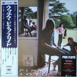 PINK FLOYD - UMMAGUMMA (2 LP) - 180 GRAM PRESSING - WYDANIE JAPOŃSKIE