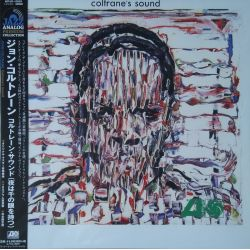 COLTRANE, JOHN - COLTRANE'S SOUND (1 LP) - 180 GRAM PRESSING - WYDANIE JAPOŃSKIE