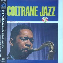 COLTRANE, JOHN - COLTRANE JAZZ (1 LP) - 180 GRAM PRESSING - WYDANIE JAPOŃSKIE