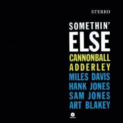 ADDERLEY, JULIAN CANNONBALL - SOMETHIN' ELSE (1 LP)