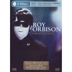 ORBISON, ROY - GREATEST HITS (DVD+CD)