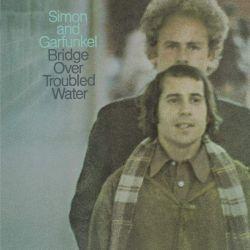 SIMON AND GARFUNKEL - BRIDGE OVER TROUBLED WATER (1 LP) - 180 GRAM PRESSING