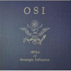 OSI - OFFICE OF STRATEGIC INFLUENCE (2 LP) - 180 GRAM PRESSING