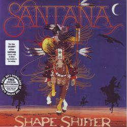 SANTANA, CARLOS - SHAPE SHIFTER (1 LP + MP3 DOWNLOAD) - 180 GRAM PRESSING - WYDANIE AMERYKAŃSKIE