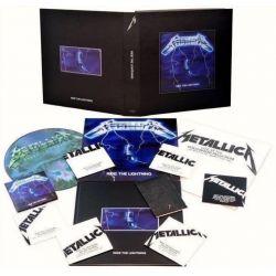 METALLICA - RIDE THE LIGHTNING (4LP+6CD+1DVD) - LIMITED NUMBERED REMASTERED 2016 EDITION - BOX - WYDANIE AMERYKAŃSKIE