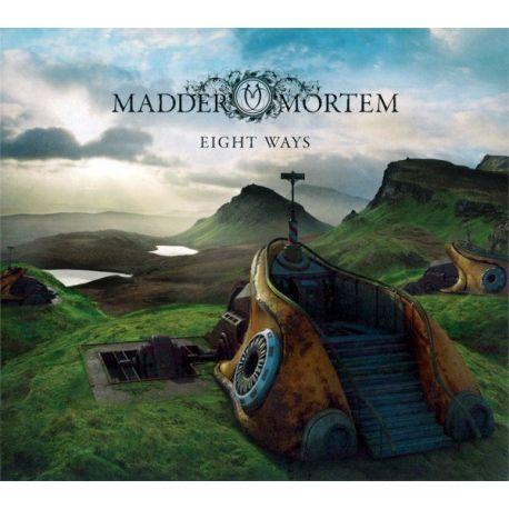 MADDER MORTEM - EIGHT WAYS (1 CD)