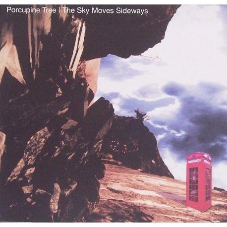 PORCUPINE TREE - THE SKY MOVES SIDEWAYS (2 CD)