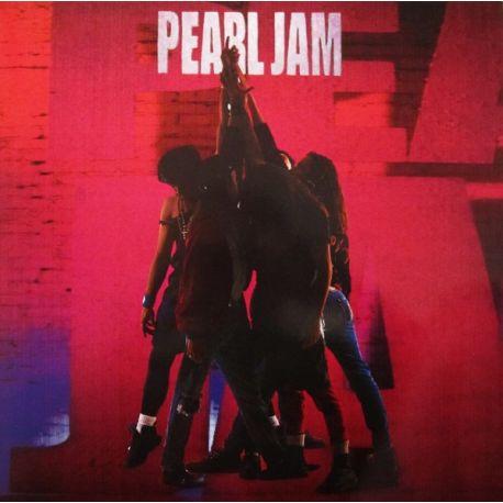 PEARL JAM - TEN (1 LP)