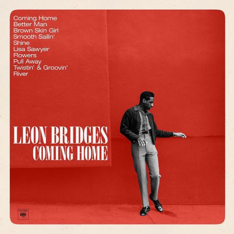 BRIDGES, LEON - COMING HOME (1 LP)