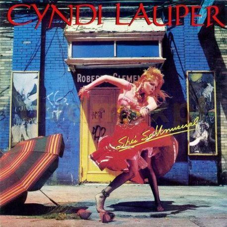 LAUPER, CYNDI - SHE'S SO UNUSUAL (1 LP) - WE ARE VINYL EDITION