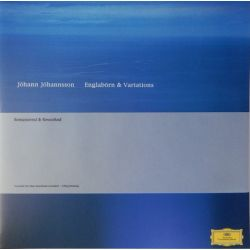 JOHANNSSON, JOHANN - ENGLABORN & VARIATIONS (2 LP) - 180 GRAM PRESSING