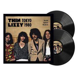 THIN LIZZY - TOKYO 1980 (2 LP)