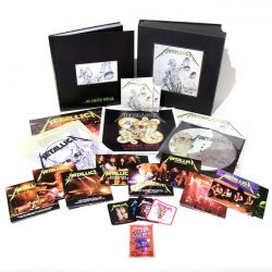 METALLICA - ...AND JUSTICE FOR ALL (6 LP + 11CD + 4DVD BOX) - LIMITED NUMBERED REMASTERED 2018 EDITION - WYDANIE AMERYKAŃSKIE