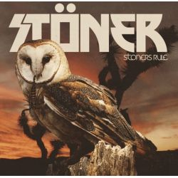 STÖNER - STONERS RULE (1 LP) - LIMITED EDITION COLOURED VINYL EDITION