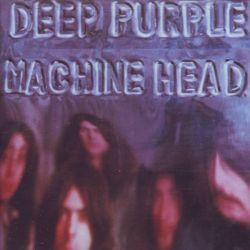 DEEP PURPLE - MACHINE HEAD (1 CD) - WYDANIE AMERYKAŃSKIE
