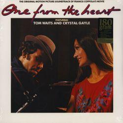 ONE FROM THE HEART - TOM WAITS & CRYSTAL GAYLE (1 LP) - 180 GRAM PRESSING - WYDANIE AMERYKAŃSKIE