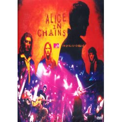 ALICE IN CHAINS - MTV UNPLUGGED (1 DVD)