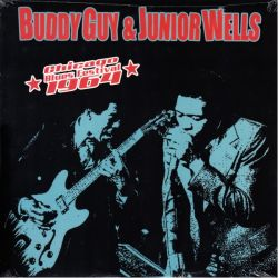 GUY, BUDDY & WELLS, JUNIOR - CHICAGO BLUES FESTIVAL 1964 (1 LP)
