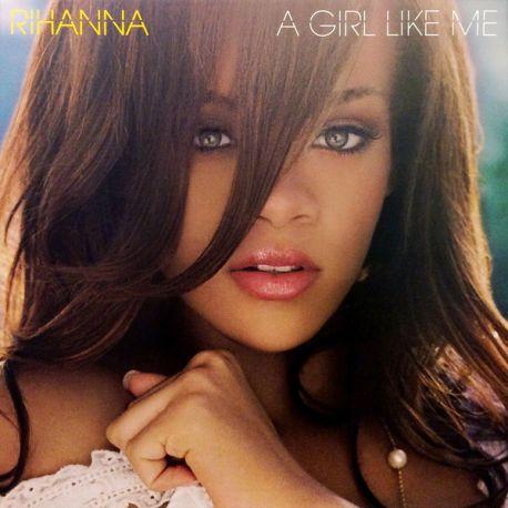 RIHANNA - A GIRL LIKE ME (2 LP) - WYDANIE AMERYKAŃSKIE