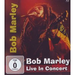 MARLEY, BOB - LIVE IN CONCERT (1 BLU-RAY)