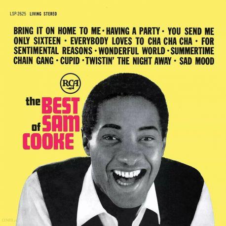 COOKE, SAM - THE BEST OF SAM COOKE (1 LP)