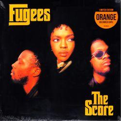 FUGEES - THE SCORE (2 LP) - LIMITED ORANGE VINYL PRESSING