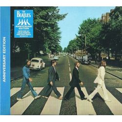 BEATLES, THE - ABBEY ROAD (1 CD) - ANNIVERSARY EDITION