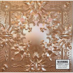 JAY-Z & KANYE WEST - WATCH THE THRONE (1 CD)