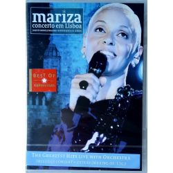 MARIZA - CONCERTO EM LISBOA (1 DVD)