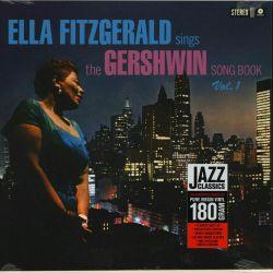 FITZGERALD, ELLA - SINGS THE GERSHWIN SONGBOOK VOL. 1 (1 LP) - 180 GRAM PRESSING