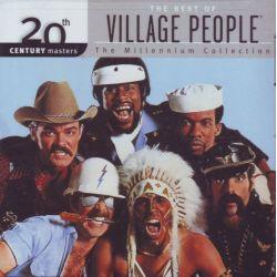 VILLAGE PEOPLE - THE BEST OF VILLAGE PEOPLE - WYDANIE AMERYKAŃSKIE