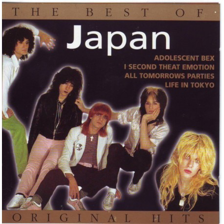 JAPAN - THE BEST OF