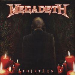 MEGADETH - TH1RT3EN (2 LP) - 180 GRAM PRESSING