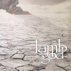 LAMB OF GOD - RESOLUTION (2 LP) - 180 GRAM PRESSING