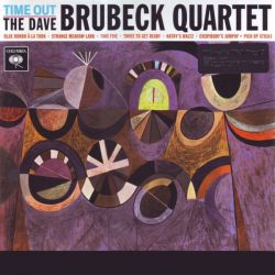 BRUBECK, DAVE QUARTET - TIME OUT (1 LP) - MOV EDITION - 180 GRAM PRESSING