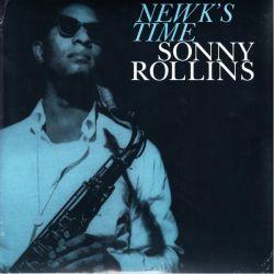 ROLLINS, SONNY - NEWK'S TIME (1 LP)